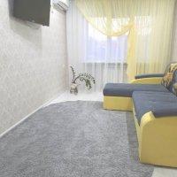 Однокомнатная квартира (Ленинградская, д.21)